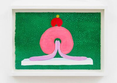 Matthew Ronay, 'A Satae Encrusted Fitting', 2015
