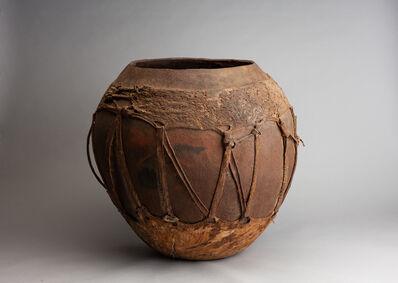 Southern Africa, South Africa, Zulu, late 19th century, 'Imbisa, Zulu brewing vessel', n/a