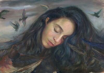 Lali Garcia Almeyda, 'Self Portrait', 2018