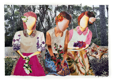 Haibat Balaa, 'The Flower', 2017