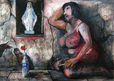 Iwona Siwek-Front, 'Confession', 2014