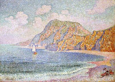 Jean Metzinger, 'The Seashore', 1905