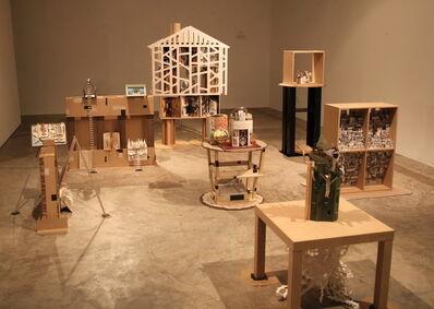 Haslin Ismail, 'Book Land', 2013