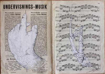 Axel Rios, 'Piano Lesson II', 2014
