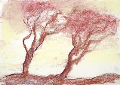 """Leiko Ikemura, '""""Trees""""', 2007"""