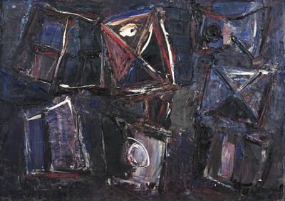 Iberê Camargo, 'Untitled', 1979