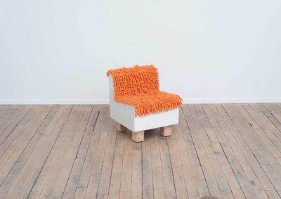 James Hyde, 'Shag Chair', 2015