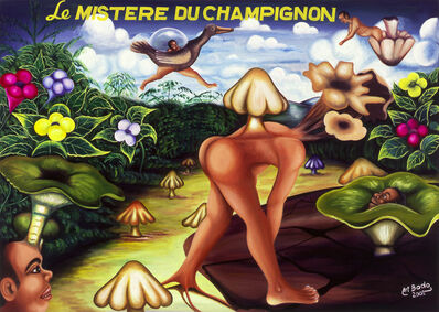 Pierre Bodo, 'Le Mistère du Champignon [sic] (The Myster of the Mushroom)', 2001