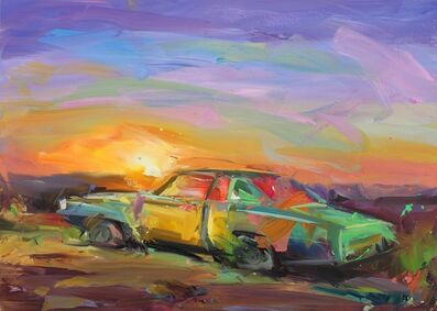 Paul Wright, 'Road Trip', 2017
