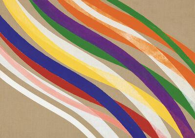 Piero Dorazio, 'By the Ear', 1976