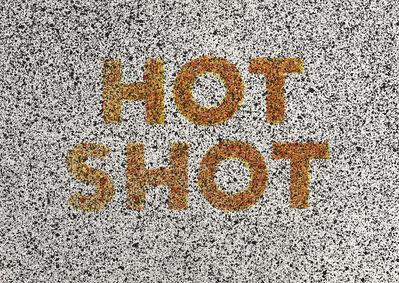 Ed Ruscha, 'Hot Shot ', 1973