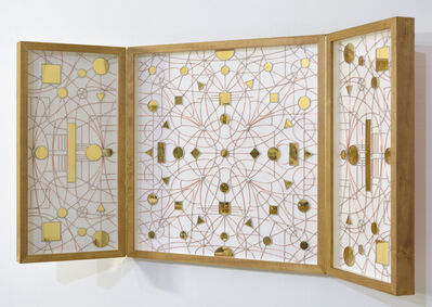 Leonardo Ulian, 'Technological Mandala #128 - Perpetual nexus', 2019