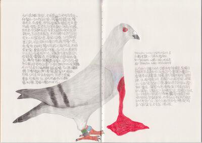 Lee Lichung, 'Pigeon - TAIWAN 2016-0690329', 2018