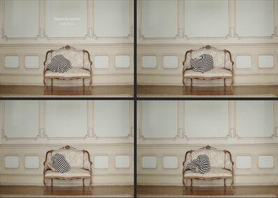Verónica Vicente, 'Figuras decorativas, videoperformance 1', 2015