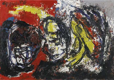 Karel Appel, 'Untitled', 1958