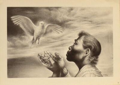 Charles White, 'Dawn of Life', 1953