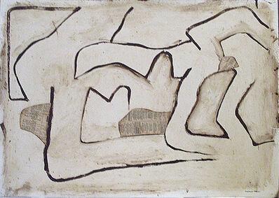 Conrad Marca-Relli, 'Untitled (Number 8, F.119)', 1962