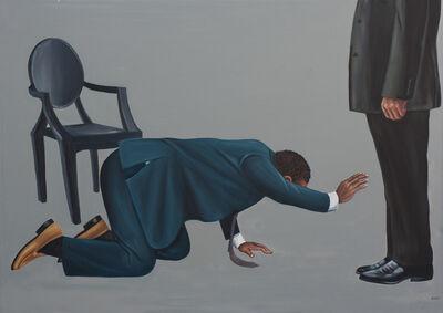 Zemba Luzamba, 'Scapegoat ', 2016