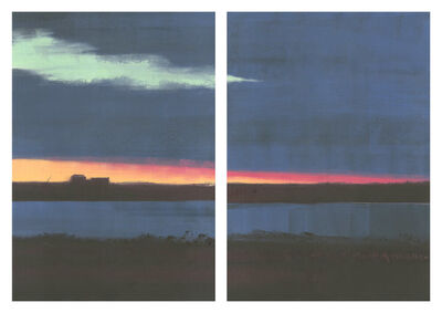Rachel Burgess, 'Dark Sky', 2017