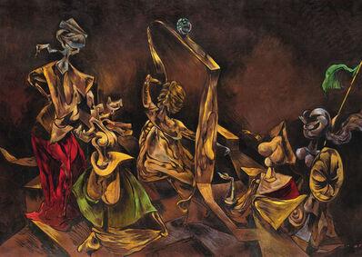 Kurt Seligmann, 'Sabbath Phantoms (Mythomania)', ca. 1945