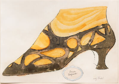 Andy Warhol, 'Anna Magnani', ca. 1956
