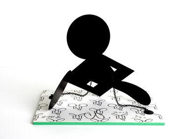 """Claes Oldenburg, 'Geometric Mouse Scale E, """"Desktop"""" '"""