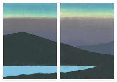 Rachel Burgess, 'The Lake', 2013