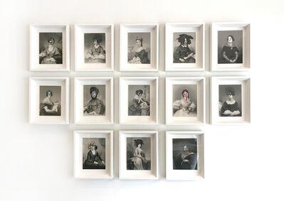 Kirsten Stolle, 'De-identified', 2014