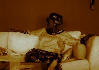 Moridja Kitenge, 'La maison des pauvres 6', ca. 2010