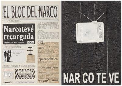 Camilo Restrepo, 'El Bloc Del Narco #15', 2016
