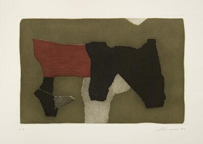Giuseppe Santomaso, 'Abstract Composition', 1974