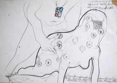 Erik Van Lieshout, 'Untitled', 2002