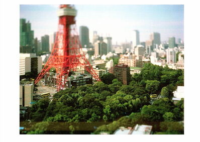 Naoki Honjo, 'Tokyo-Tower, Tokyo Japan', 2005