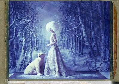 """Cathleen Naundorf, '""""L'arche de Noé XXXV"""" Elie Saab, Haute Couture, Winter 2014/2015', 2014"""