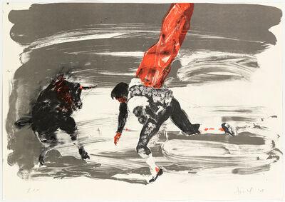 Eric Fischl, 'Untitled (Bullfight 2)', 2009