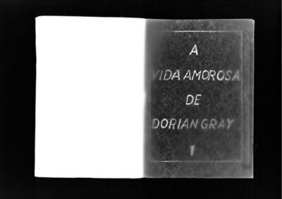 Sophie Nys, 'A Vida Amorosa de Dorian Gray 1', 2011