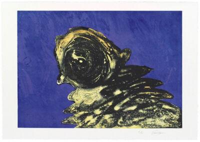 Otto Piene, 'Zyklop Gelb', 1984