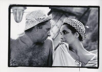 Bert Stern, 'Liz & Dick', 2009