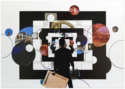 Giulio Paolini, 'Santa Croce 2073', 2010