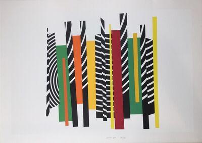 Bruno Munari, 'Collage', 1988