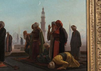 Jean-Léon Gérôme, 'Evening Prayer'