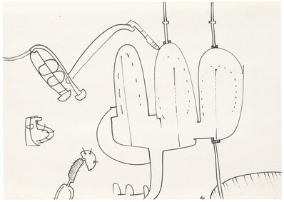 Eva Hesse, 'No title', 1965