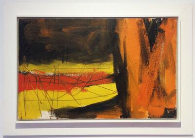 Fritz Bultman, 'Trembling Prairie III', 1959