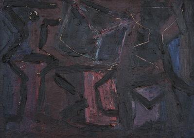 Iberê Camargo, 'Pintura', 1983