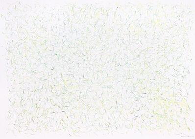 herman de vries, 'untitled (18.3.18-19.3.18)', 2018