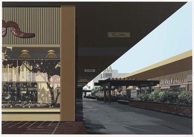 Richard Estes, 'Urban Landscape III: Lakewood Mall', 1981