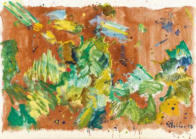 Max Weiler, 'untitled', 1969