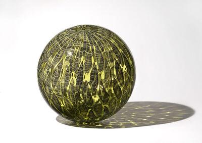 Nancy Callan, 'Olive Shimmer Orb', 2018