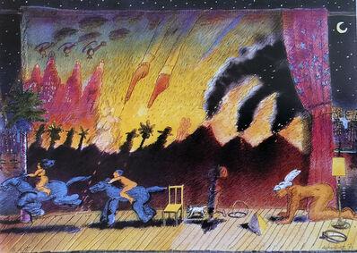 Carlos Almaraz, 'Night Theater', 1982