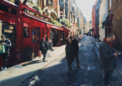 Paul Oxborough, 'Dublin Street', 2020
